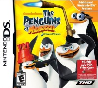 The Penguins Of Madagascar(for DS)