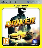 Driver San Francisco [Platinum](for PS3)