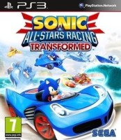Sonic & All Star Racing Transformed(for PS3)