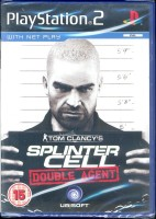 Tom Clancy's: Splinter Cell Double Agent(for PS2)