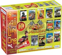 Racing & Action Game Pack(for PC)