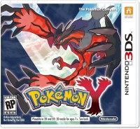 Pokemon Y(for 3DS)
