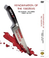 Reincarnation Of The Masters - The Shining / The Exorcist / Friday The 13th(DVD English)