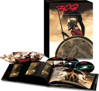 300 (Limited Collecter's Edition)(DVD English)