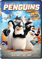 Penguins Of Madagascar(DVD English)