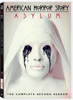 American Horror Story: Asylum Season - 2 2(DVD English)