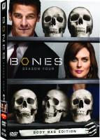 Bones Season - 4 4(DVD English)