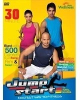 Jump Start-Fastest Way To Fitness Complete(DVD English)