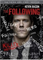 The Following: The Complete Third And Final Season(DVD English)