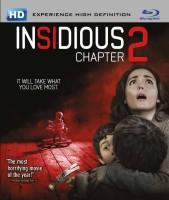 Insidious - Chapter 2(Blu-ray English)