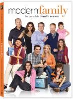 Modern Family Season - 4 4(DVD English)