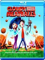 Cloudy With A Chance Of Meat Ball 3D(3D Blu-ray English)