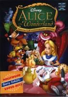 Alice In Wonderland(DVD English)