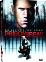 Prison Break: The Complete (6-Disc Box Set) Season 1(DVD English)