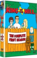 King Of The Hill Complete(DVD English)
