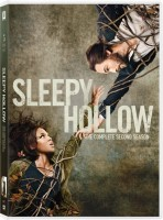 Sleepy Hollow - 2 2 (The Complete Second Season)(DVD English)