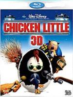 Chicken Little 3D(3D Blu-ray English)