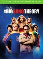 The Big Bang Theory - 7 7(DVD English)