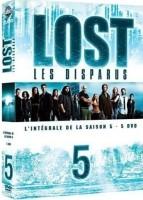 Lost Season - 5 5(DVD English)