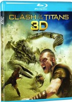 Clash Of The Titans 3D(3D Blu-ray English)