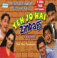 Yeh Jo Hai Zindagi - 11 Dvds Pack Complete(DVD Hindi)