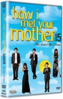 How I Met Your Mother Season - 5 5(DVD English)