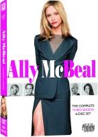 Ally McBeal: The Complete(6-Disc Box Set) Season 3(DVD English)