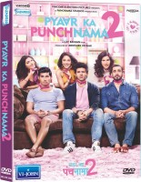 Pyar Ka Punchnama 2(DVD Hindi)