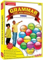 Grammar For Kids Made Easy(DVD English)