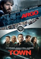 The Town And Argo(DVD English)