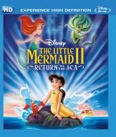 The Little Mermaid II - Return To The Sea(Blu-ray English)