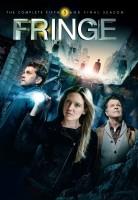 Fringe - 5 5(DVD English)