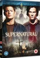 Supernatural - 4 4(DVD English)