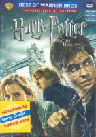 Harry Potter And The Deathly Hallows: Part 1(DVD English)