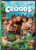 The Croods(DVD English)