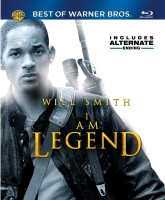I Am Legend(Blu-ray English)