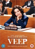 Veep - 2 2 (The Complete Second Season)(DVD English)