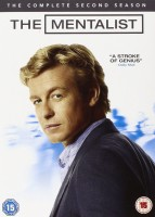 The Mentalist - 2 2 (The Complete Second Season)(DVD English)