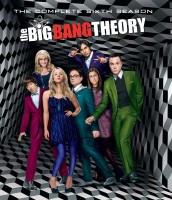 The Big Bang Theory 6(Blu-ray English)