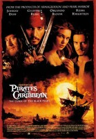 Pirates Of The Caribbean(DVD English)