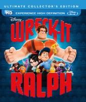 Wreck-It Ralph(Blu-ray English)