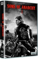 Sons of Anarchy: The Complete Season 1(DVD English)