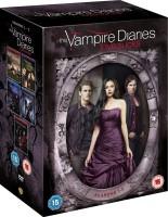 The Vampire Diaries : 1 - 5 42125(DVD English)