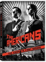 The Americans: The Complete (4-Disc Box Set)Season 1(DVD English)