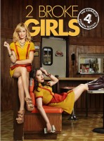 2 Broke Girls - 4 4 (The Complete Fourth Season)(DVD English)