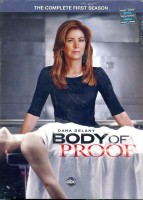 Body of Proof The Complete Season One(DVD English)