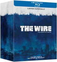 The Wire - The Complete Series Complete(Blu-ray English)