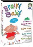 Brainy Baby ( Set Of 4 DVD's ) Vol -1(DVD English)