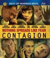Contagion(Blu-ray English)