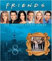 Friends Season - 8 8(Blu-ray English)